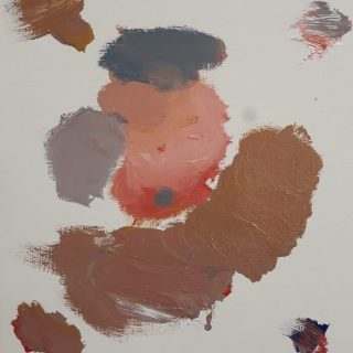 mixing skin tones painting example gold coast art school
