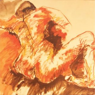 Life Drawing Sam Gowing